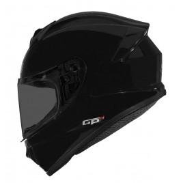 Κράνος μηχανής CMS GP4 Plain Black Matt