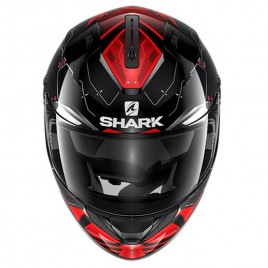 Κράνος μοτοσυκλέτας Shark 1.2 Ridill Mecca Mat Black/Red