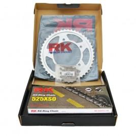 Σετ αλυσιδογράναζα RK Chain για Suzuki DL650 V-Strom