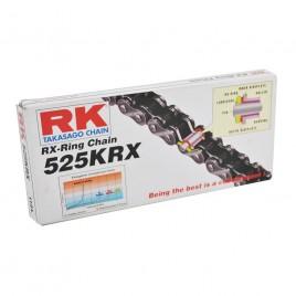Αλυσίδα κίνησης RK KRX 525 X 118L για Yamaha TDM 900