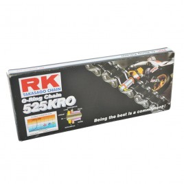 Αλυσίδα κίνησης RK KRO 525 X 118L