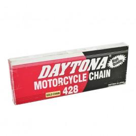Αλυσίδα κίνησης Daytona χρυσή 428 X 100L