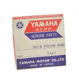 Γνήσια ελατήρια πιστονιού για Yamaha TZR 250 +0.25 (2MA-11610-10)