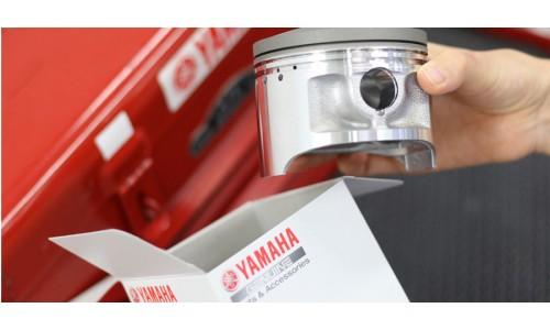 Γιατί επιλέγουμε γνήσια ανταλλακτικά Yamaha για την μοτοσυκλέτα μας.?
